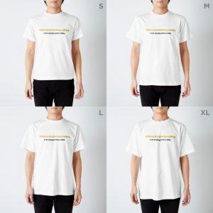 ワタシハリナックスチョットデキルTシャツ